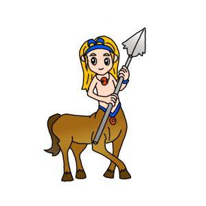 How to Draw Centaur