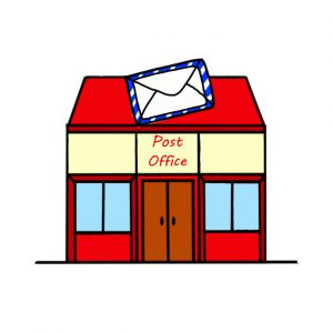 How to Draw a Post Office