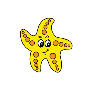 How to Draw the Starfish